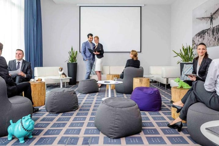 Business Center Hotel Novotel München Messe - transport logistic 2019 Hotel Novotel München Messe