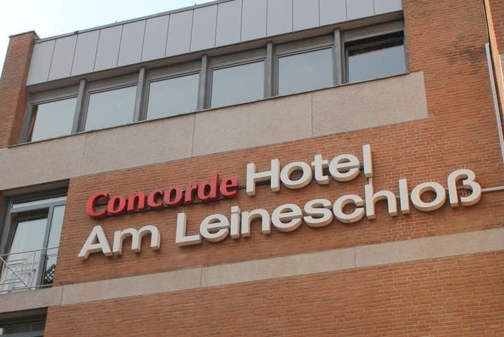 Book for EMO Hannover 2019 Concorde Hotel Am Leineschloß