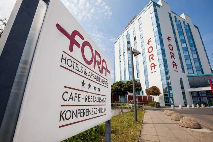 FORA Hotel Hannover - Agritechnica 2019 FORA Hotel Hannover