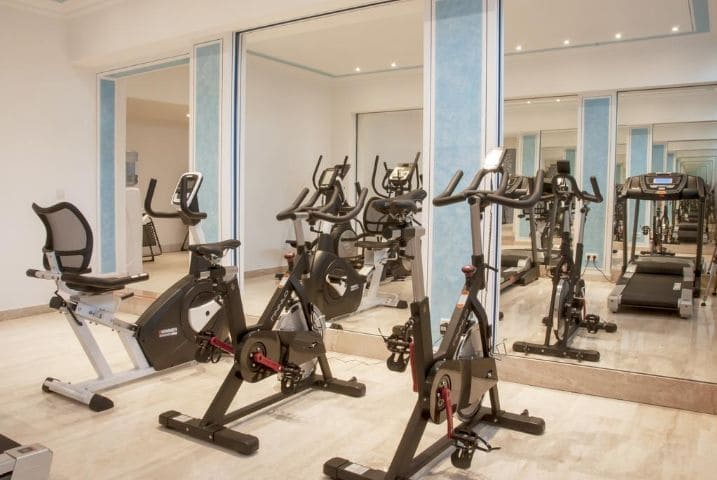Gym Grand Hotel Palladium München - transport logistic 2019 Messehotel Grand Hotel Palladium München