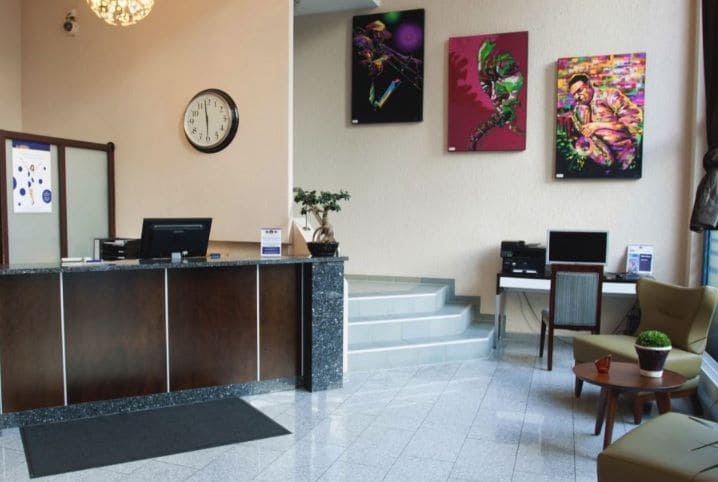 Lobby Best Western Hotel Hannover City - EMO Hannover 2019 Best Western Hotel Hannover City