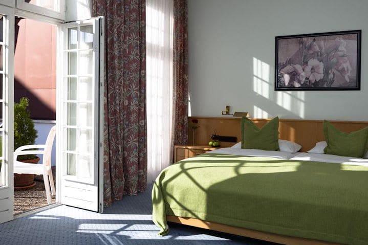 Schlafzimmer Hotel Borchers Celle - Agritechnica 2021 Hotel Borchers Celle