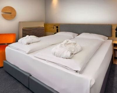Superior Doppelzimmer InterCity Hotel Wuppertal - Trade Fair Hotels IDS 2021 Cologne