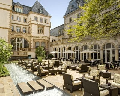 VILLA KENNEDY Frankfurt - Trade Fair Hotels Light + Building 2020 Frankfurt