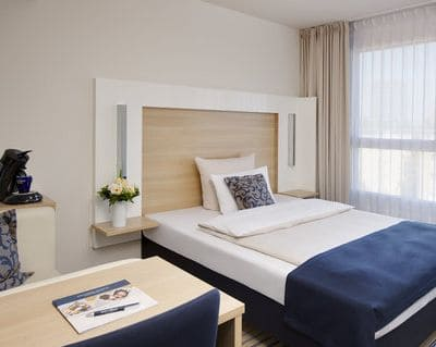 zimmer welcome hotel frankfurt messe - Trade Fair Hotels Light + Building 2020 Frankfurt