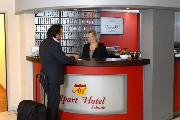 Apart Hotel Sehnde - Agritechnica 2019 Apart Hotel Sehnde