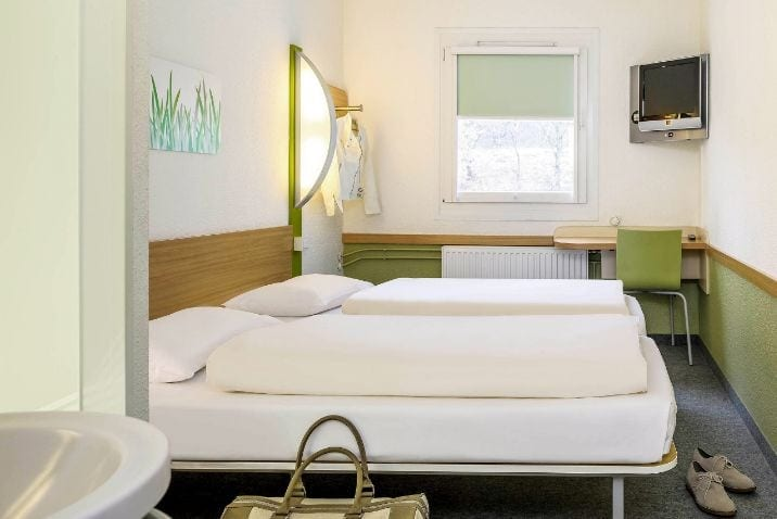 Doppelzimmer IBIS Budget Hotel Hannover Garbsen - EMO Hannover 2019 Hotel ibis budget Hannover Garbsen