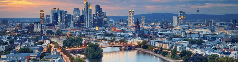 Frankfurt am Main Skyline 1 - The Top 10 Restaurants for visitors of the Frankfurt Trade Fair