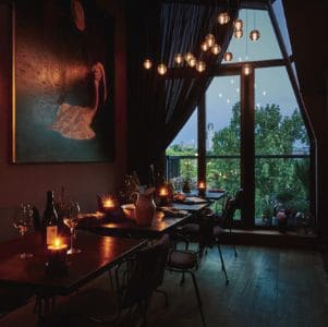 Seven Swans Frankfurt - The Top 10 Restaurants for visitors of the Frankfurt Trade Fair