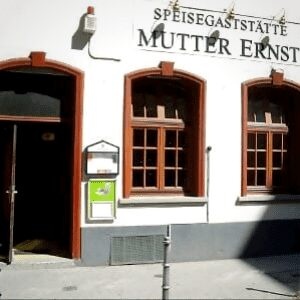 Speisegaststätte Mutter Ernst Frankfurt - The Top 10 Restaurants for visitors of the Frankfurt Trade Fair