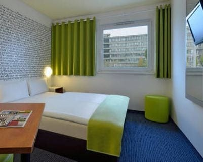 Standardzimmer BB Hotel München Messe - Trade Fair Hotels for BAU 2021 Munich
