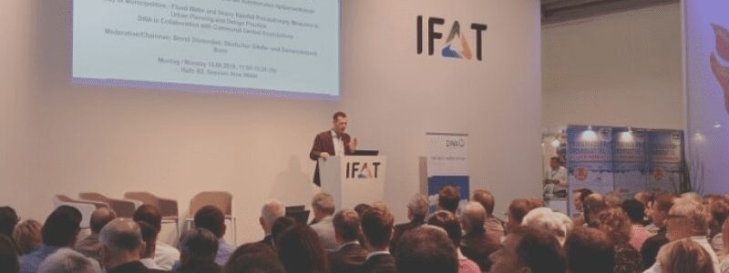 IFAT München - The seven most important trade fairs for the construction industry