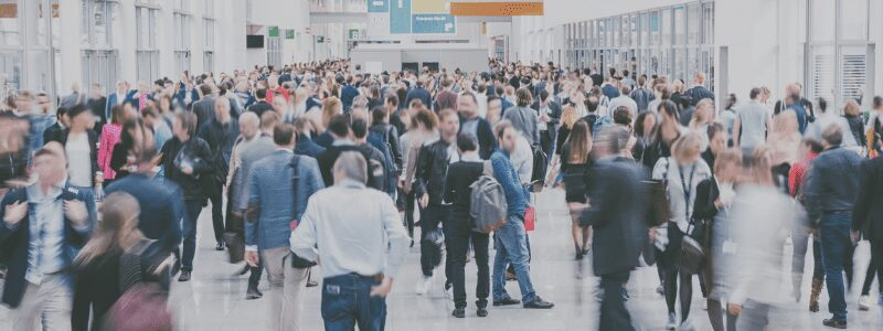Messegeschehen - The seven most important trade fairs for the construction industry