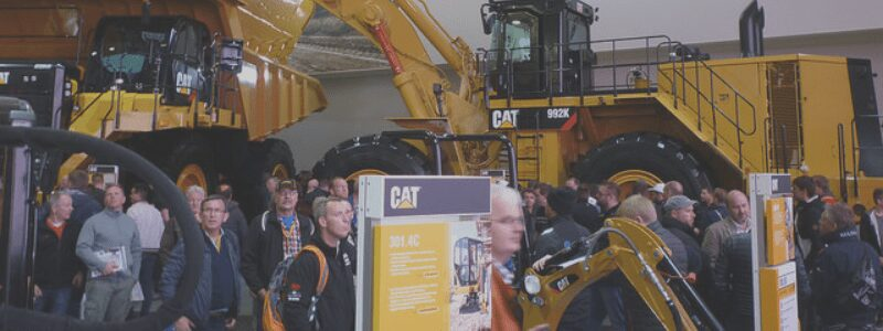 bauma München - The seven most important trade fairs for the construction industry