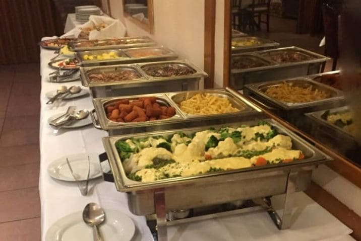 Buffet Restaurant Willicher Hof - K Messe 2019 Hotel Willicher Hof Willich
