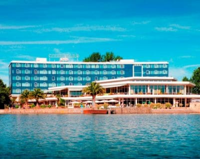 Courtyard Marriott Hannover Maschsee - Hotels for IAA Commercial Vehicles 2020 Hanover