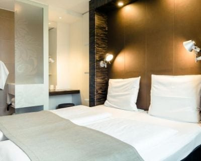 Doppelzimmer BB Hotel Düsseldorf Ratingen - Trade Fair Hotels interpack 2021 Düsseldorf