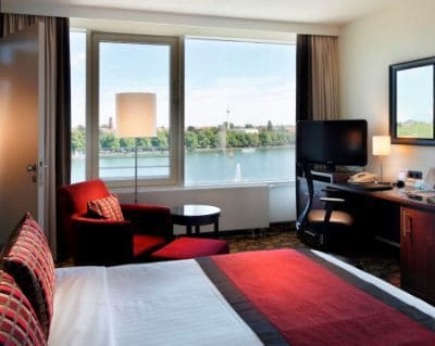 Suite Courtyard Marriott Hannover Maschsee - Hotels for IAA Commercial Vehicles 2020 Hanover