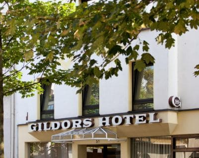 Gildors Hotel Düsseldorf - Trade Fair Hotels interpack 2020 Düsseldorf