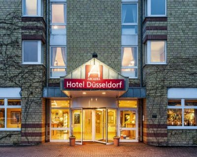 Hotel Arcadia Düsseldorf Erkrath - Trade Fair Hotels interpack 2021 Düsseldorf