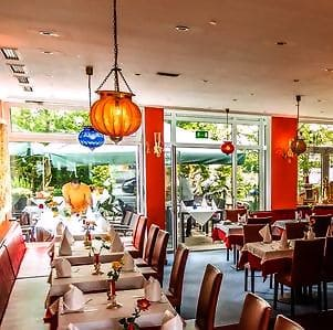 Amber Indisches Restaurant Muenchen - The 10 best restaurants for trade fair visitors in Munich