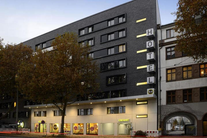 BB Hotel Frankfurt City Ost - Light + Building 2020 B&B Hotel Frankfurt City-Ost