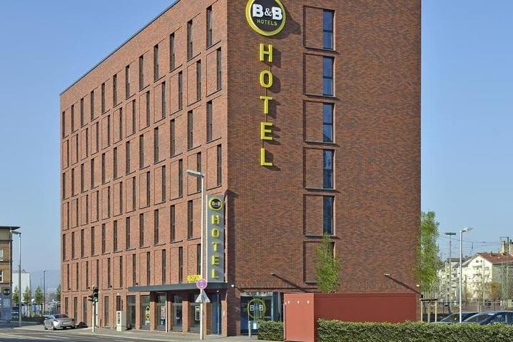 BB Hotel Mainz - Light + Building 2020 B&B Hotel Mainz-Hbf