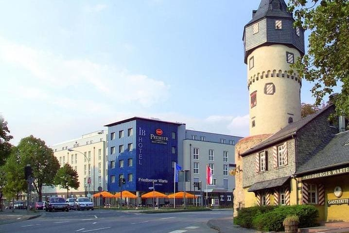 Best Western Premier IB Hotel Friedberger Warte in Frankfurt am Main - Light + Building 2020 Best Western Premier IB Hotel Friedberger Warte Frankfurt am Main