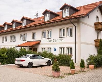 Hotel Alter Wirt Putzbrunn - Trade Fair Hotels IFAT 2020 Munich
