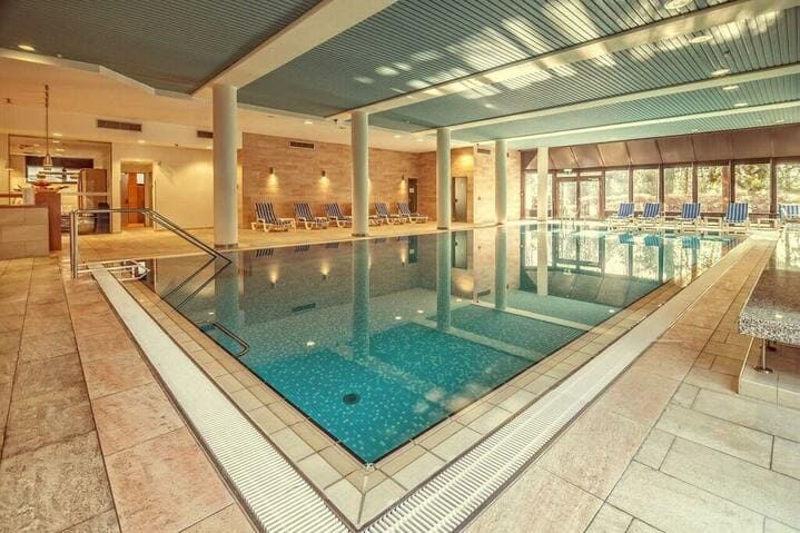 Indoor Pool 4 Sterne Hotel Bredeney Essen - Wire & Tube 2020 Hotel Bredeney Essen