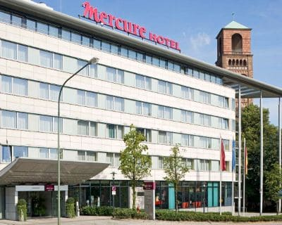 Mercure Hotel Plaza Essen - Trade Fair Hotels MEDICA 2020 Düsseldorf