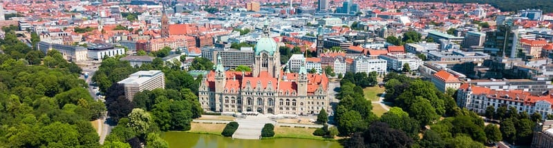 Neues Rathaus Hannover - Unser Blog