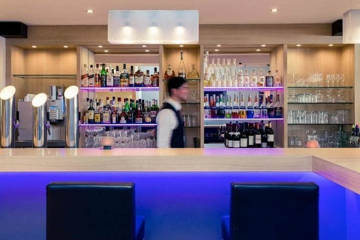 Bar Mercure Hotel Duisburg City - Medica 2020 Mercure Hotel Duisburg City