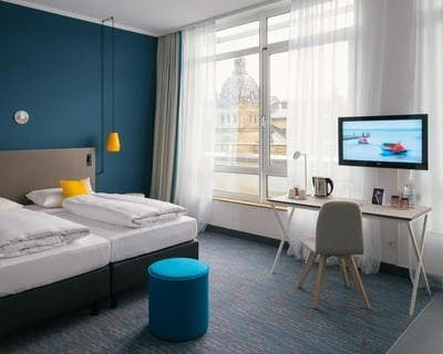 Hotel Vienna House Easy Wuppertal Zwei Bett Zimmer - Trade Fair Hotels IDS 2021 Cologne