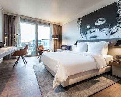Zimmer Radisson Blu Hotel Köln - Trade Fair Hotels IDS 2021 Cologne
