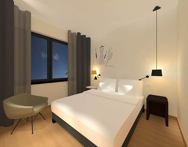 hotel im leskanpark zimmer bayenthal - Trade Fair Hotels IDS 2021 Cologne