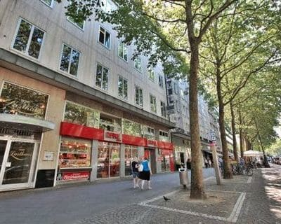 Lasthaus am Ring Koeln Aussenansicht - Hotels for Anuga 2021 Cologne