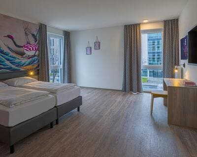 Double room Bento Inn Munich Messe - Trade Fair Hotels IFAT 2022 Munich