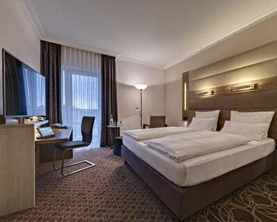 Standard Doppelzimmer Park Inn by Radisson Köln City West - Trade Fair Hotels IDS 2021 Cologne