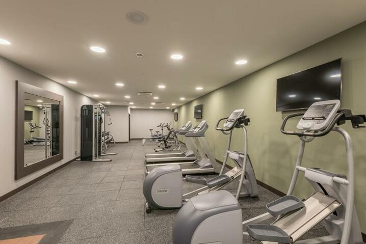 Fitnesscenter Hotel Hilton Garden Inn Munich City West - Bauma 2022 Hotel Hilton Garden Inn Munich City West
