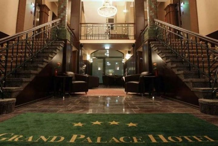 Grand Palace Hannover Hotelhalle - Agritechnica 2021 Grand Palace Hotel Hannover