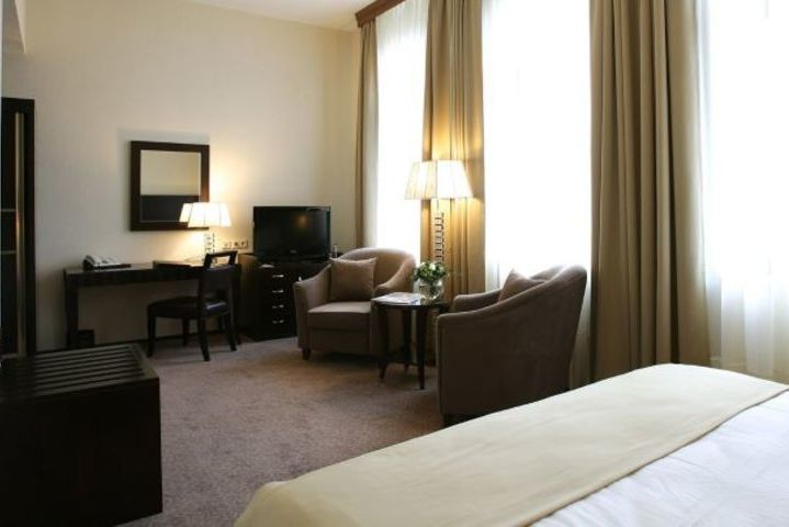 Grand Palace Hannover Standardzimmer 2 - Agritechnica 2021 Grand Palace Hotel Hannover