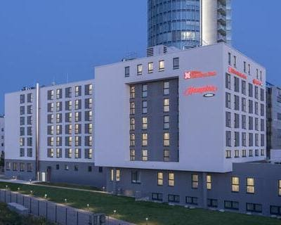 Hampton by Hilton Munich City West - Ihr Hotel für bauma 2022 in München