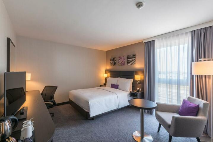 Zimmer Hotel Hilton Garden Inn Munich City West - Bauma 2022 Hotel Hilton Garden Inn Munich City West